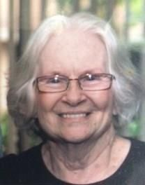 Geraldine Marie Hangartner obituary photo