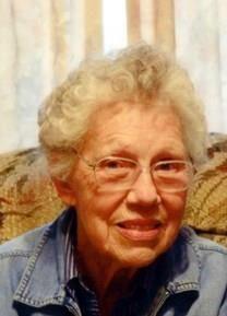 Betty Faulkner obituary photo