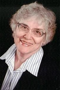 Shirley Jean Yeager obituary photo