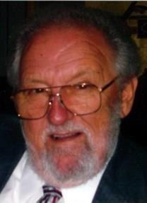 Paul Raymond Swain obituary photo