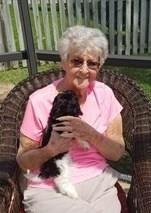 Blodwen P. Scattergood obituary photo
