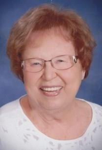 Shirley Jan obituary photo
