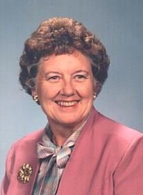 Cynthia Nannie Goerner obituary photo