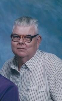 Gilbert Oscar Miller obituary photo