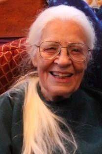 Maxine Mae Feguer obituary photo