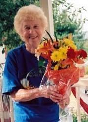 Ruby Udell Wise obituary photo