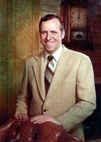 Russell Johnston obituary photo