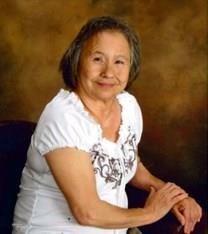 Senorina Contreraz obituary photo