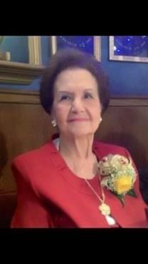 Belen P. Gonzalez obituary photo