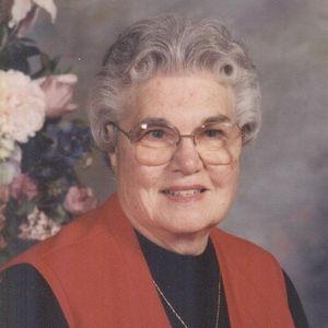 Joanne Edith Romoser Obituary Photo