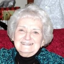 Mary Inez Everd obituary photo