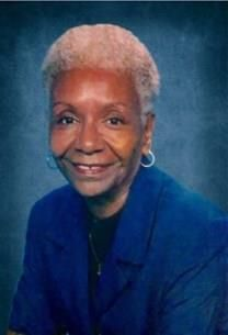 Glossie Lanelle Johnson obituary photo