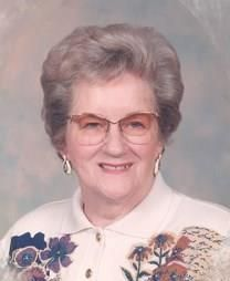 Marjorie May Hunsperger obituary photo