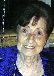 Mary Verdi obituary photo