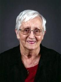 Melba Ruth Bailey obituary photo
