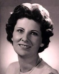 Hazel Marie Gustafson obituary photo