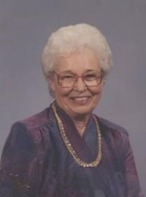 Wanda Evelyn LaBeth obituary photo