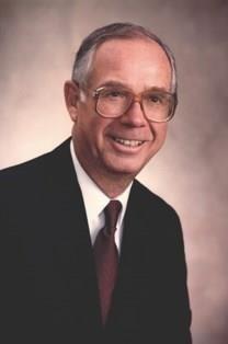 Robert Gilbert Lambert obituary photo