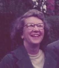 Nance Geller obituary photo