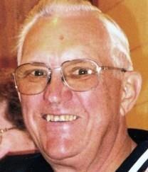 Joseph Anthony Mellish obituary photo
