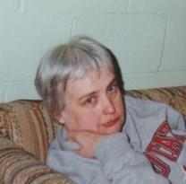 Frances Carol Baker obituary photo
