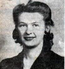 Helen A. Vaughn obituary photo