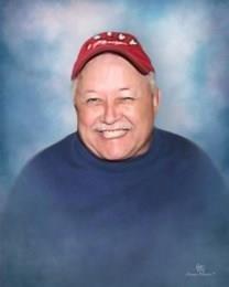 David Crook obituary photo