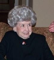 Betty Glenn Hutchenrider obituary photo