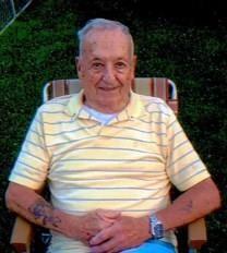 William Hall obituary photo