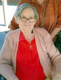 Mary Priscilla Dickeson obituary photo