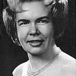 Betty Grace Stevenson
