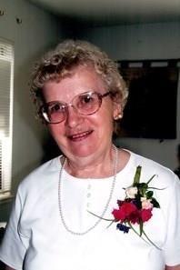 Harriet Lucile Baluk obituary photo