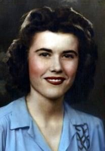 Beulah Grace Torgerson obituary photo