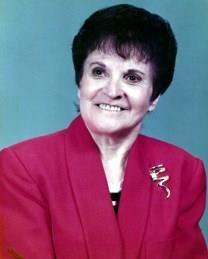 Marian Christine Jones obituary photo