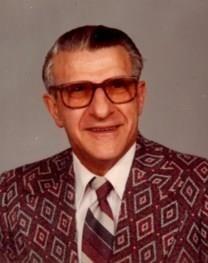 George Alfred Macli obituary photo