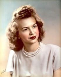 Geraldine Yekel obituary photo
