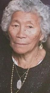 Maria Morada Papa obituary photo