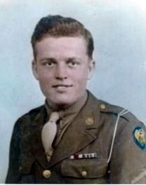 Walter Herbert Grams obituary photo
