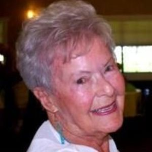 Shirley Rae Burnett