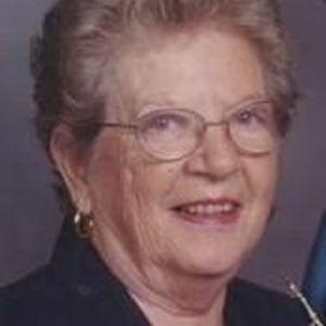 Doris Morgan Barnes
