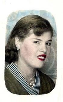 Maria Cristina Rangel obituary photo