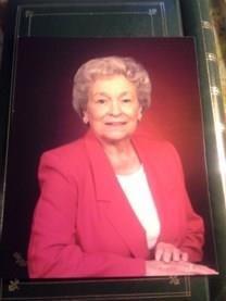 Doris Baysden obituary photo