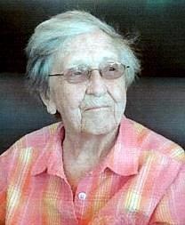 Evelyn F. Tatum obituary photo