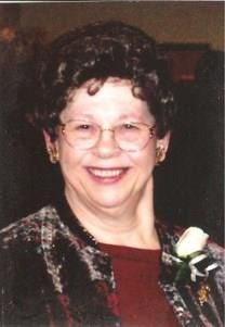 Doreen Friedman obituary photo