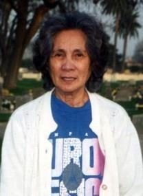 Marta Quicho obituary photo