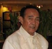 Rodolfo Villanueva Magat obituary photo