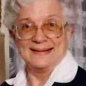 Sister Francis Allien,