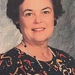 Josephine Mary Kerr Zech