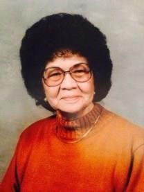 Ruby S. Maynor obituary photo