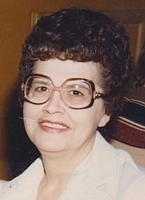 Shirley M. SKINNER obituary photo